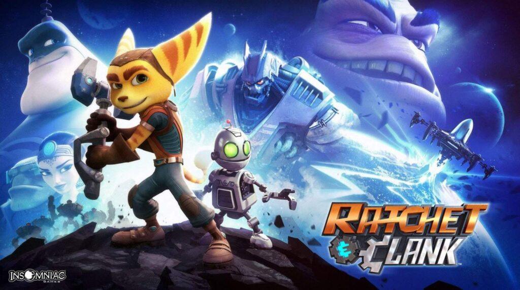 Eντελώς δωρεάν το παιχνίδι Ratchet & Clank για playstation!