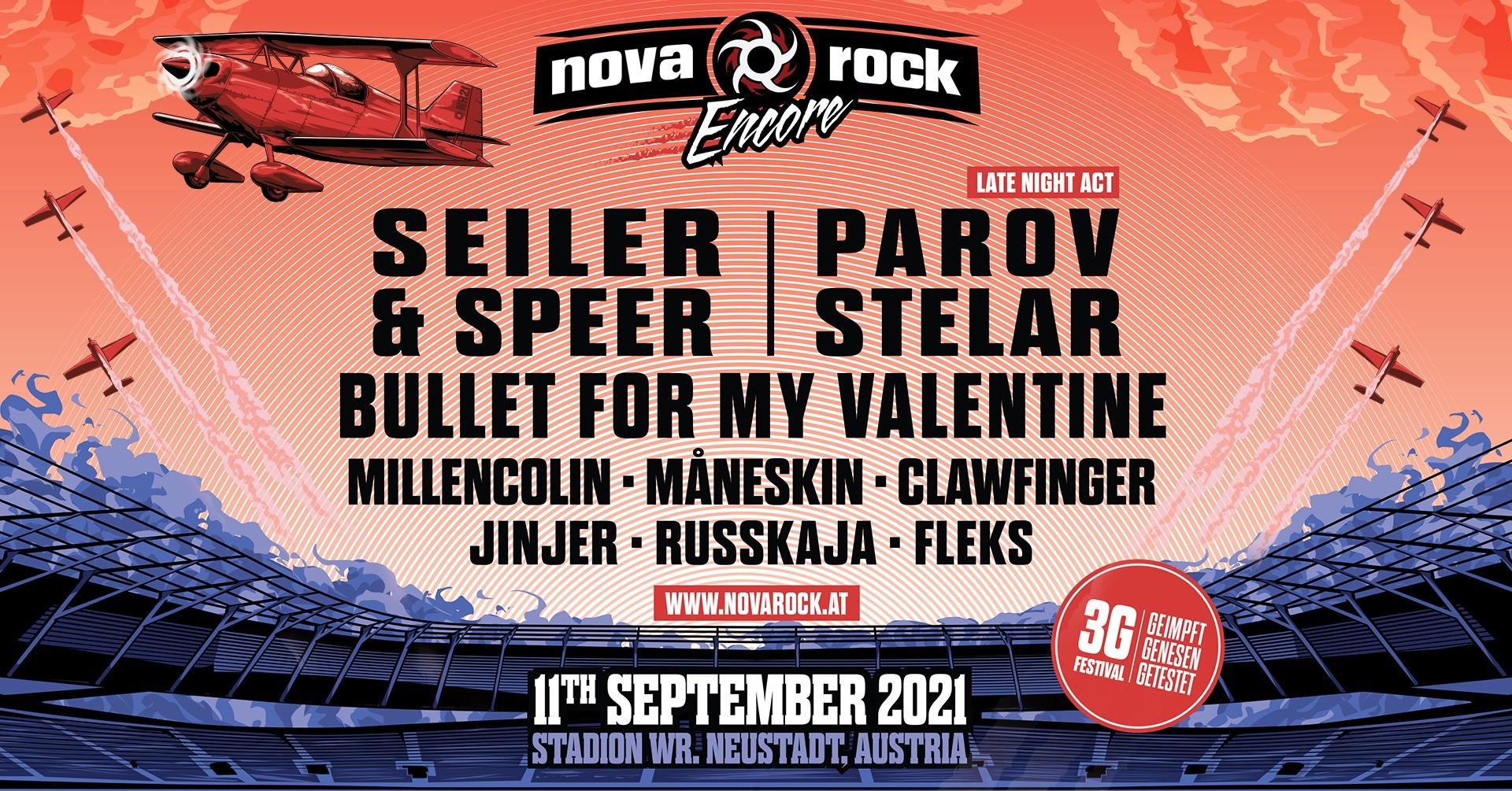 Nova Rock Encore 2021