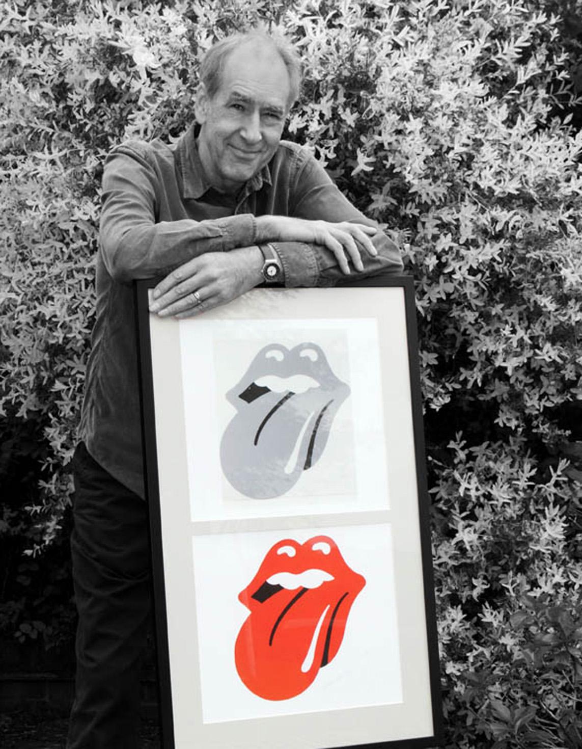 JOHN PASCHE!  Συνέντευξη με τον σχεδιαστής του logo,Των Rolling Stones…